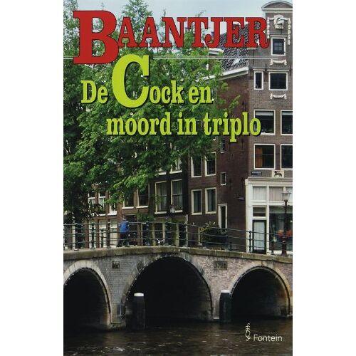 A.C. Baantjer - De Cock en moord in triplo / druk 2: De Cock deel 66 (Baantjer Fontein paperbacks (66)) - Preis vom 20.10.2020 04:55:35 h