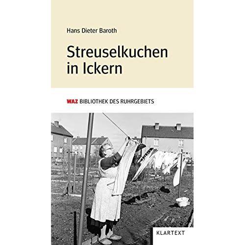 Baroth, Hans Dieter - Streuselkuchen in Ickern - Preis vom 15.05.2021 04:43:31 h