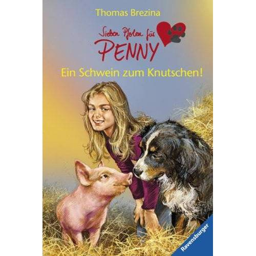 Brezina, Thomas C. - Sieben Pfoten für Penny 9: Ein Schwein zum Knutschen! - Preis vom 17.10.2020 04:55:46 h