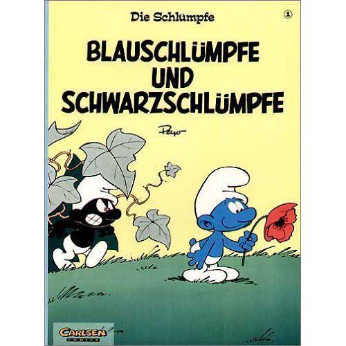 Peyo - Die Schlümpfe, Bd.1, Blauschlümpfe und Schwarzschlümpfe - Preis vom 06.05.2021 04:54:26 h