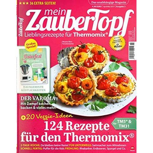 Kassian Alexander Goukassian - mein Zaubertopf - Rezepte für den Thermomix® - Preis vom 19.01.2020 06:04:52 h