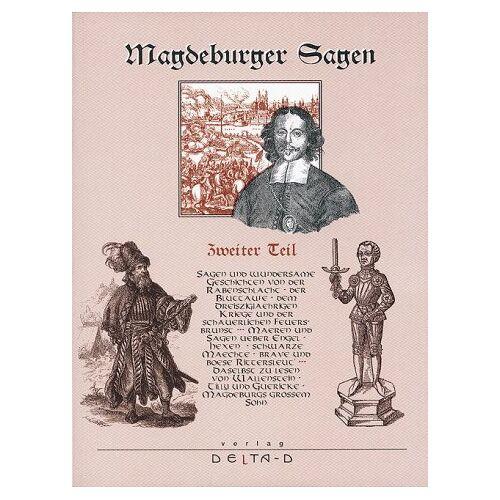 Axel Kühling - Magdeburger Sagen. 2. Teil.: TEIL 2 - Preis vom 28.02.2021 06:03:40 h