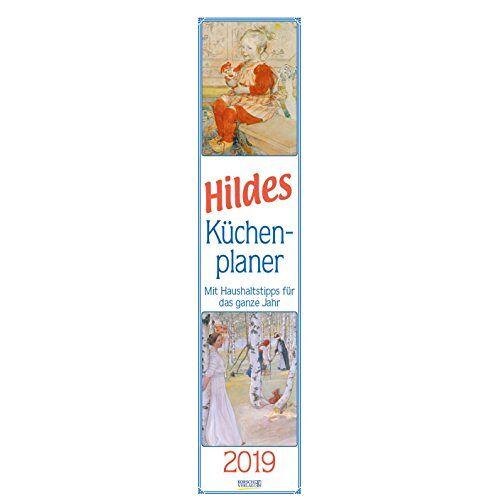 Korsch Verlag - Hildes Küchenplaner 2019: Langplaner - Preis vom 10.11.2019 06:02:15 h