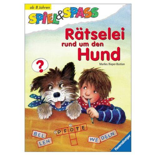 Marlies Rieper-Bastian - Rätselei rund um den Hund (Spiel & Spaß) - Preis vom 02.12.2020 06:00:01 h