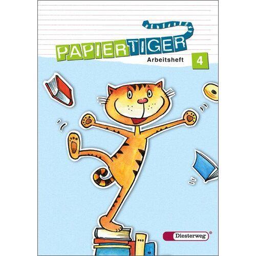 Rüdiger Urbanek - Papiertiger. Sprachlesebuch: PAPIERTIGER - Ausgabe 2006: Arbeitsheft 4: 4.Schuljahr (PAPIERTIGER 2 - 4) - Preis vom 20.09.2019 05:33:19 h