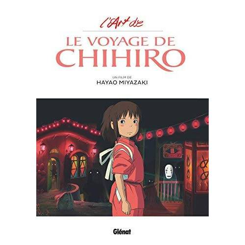 - L'Art du Voyage de Chihiro - Studio Ghibli (Studio Ghibli (L'Art du Voyage de Chihiro - Studio Ghibli)) - Preis vom 05.09.2020 04:49:05 h