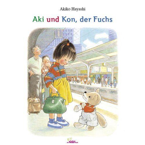 Akiko Hayashi - Aki und Kon, der Fuchs - Preis vom 12.04.2021 04:50:28 h