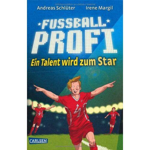Andreas Schlüter - Fußballprofi, Band 3: Fußballprofi - Ein Talent wird zum Star - Preis vom 27.02.2021 06:04:24 h