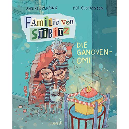 Anders Sparring - Familie von Stibitz - Die Ganoven-Omi (Familie von Stibitz (2), Band 2) - Preis vom 21.04.2021 04:48:01 h