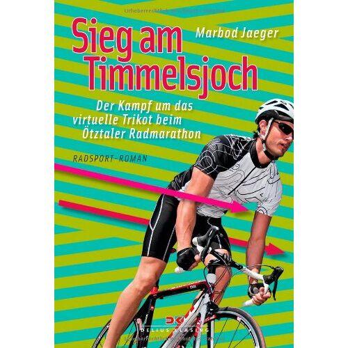 Marbod Jaeger - Sieg am Timmelsjoch: Der Kampf um das virtuelle Trikot beim Ötztaler Radmarathon - Preis vom 21.10.2020 04:49:09 h