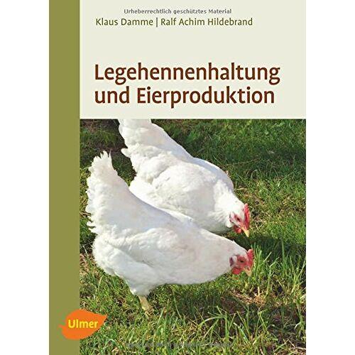 Damme, Dr. Klaus - Legehennenhaltung und Eierproduktion - Preis vom 19.01.2021 06:03:31 h
