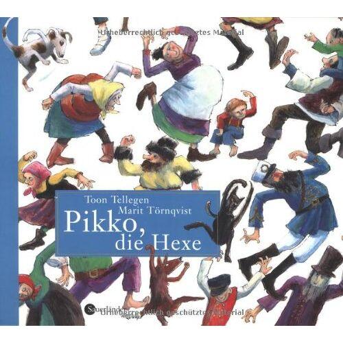 Toon Tellegen - Pikko, die Hexe - Preis vom 18.04.2021 04:52:10 h