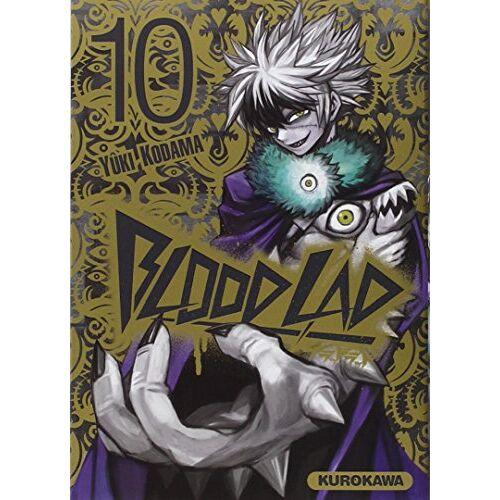 Yûki Kodama - Blood Lad, Tome 10 : - Preis vom 24.02.2021 06:00:20 h