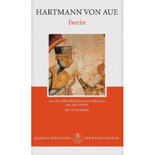 Hartmann von Aue - Iwein - Preis vom 05.09.2020 04:49:05 h