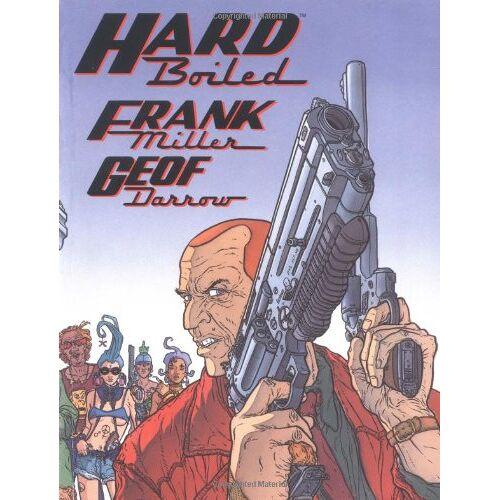 Frank Miller - Hard Boiled - Preis vom 04.09.2020 04:54:27 h