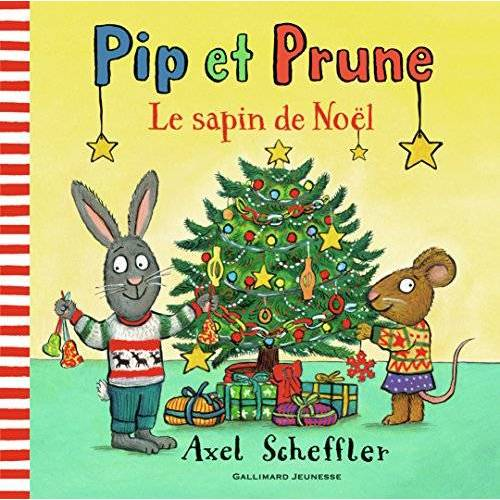 Axel Scheffler - Pip et Prune - le sapin de Noël - Preis vom 14.05.2021 04:51:20 h