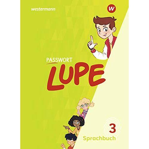 - PASSWORT LUPE - Sprachbuch: Sprachbuch 3 - Preis vom 25.02.2021 06:08:03 h