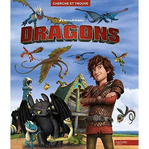 - Dreamworks-Dragons-Cherche et trouve (Dragons - Dreamworks) - Preis vom 21.10.2020 04:49:09 h