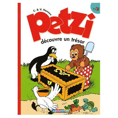 Carla Hansen - Petzi, Tome 5 : Petzi découvre un trésor - Preis vom 05.09.2020 04:49:05 h