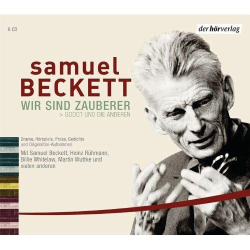 Samuel Beckett - Wir sind Zauberer. 6 CDs - Preis vom 03.05.2021 04:57:00 h