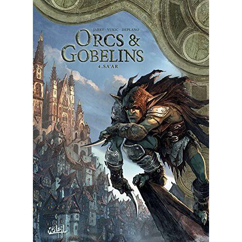 - Orcs & Gobelins, Tome 4 : Sa'ar - Preis vom 21.10.2020 04:49:09 h
