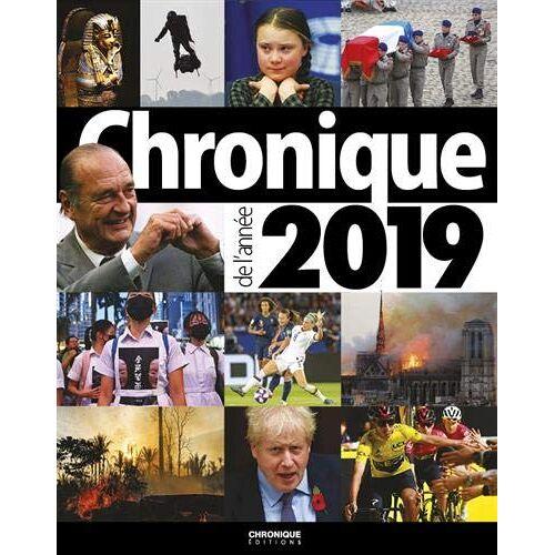 - Chronique de l'année 2019 (CHRONIQUES DE L'ANNEE) - Preis vom 05.10.2020 04:48:24 h