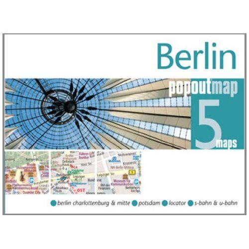Popout Maps - Berlin Double PopOut Maps (PopOut Maps) - Preis vom 10.04.2021 04:53:14 h
