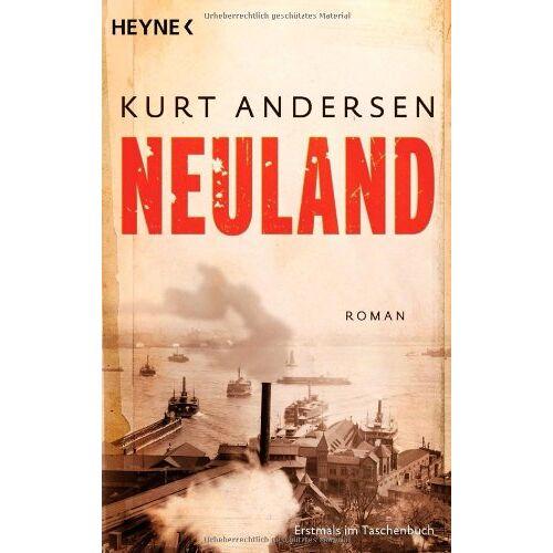 Kurt Andersen - Neuland: Roman - Preis vom 21.01.2020 05:59:58 h