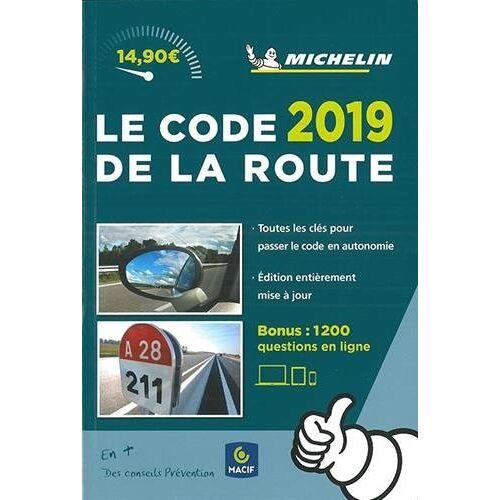 Michelin - Code de la Route Michelin 2019 - Preis vom 06.09.2020 04:54:28 h