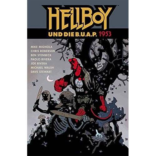 Mike Mignola - Hellboy16: Hellboy und die B.U.A.P. 1953 - Preis vom 20.10.2020 04:55:35 h