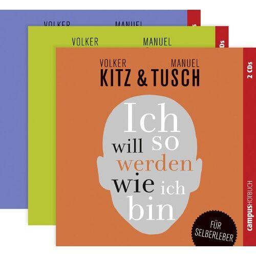 Volker Kitz - Ich will so werden, wie ich bin: Für Selberleber - Preis vom 28.02.2021 06:03:40 h