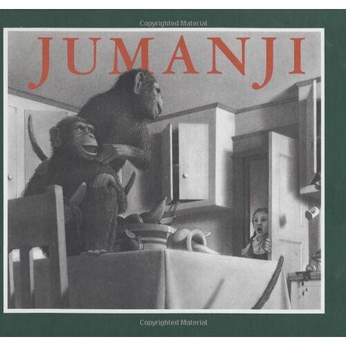 Chris Van Allsburg - Jumanji (Albums) - Preis vom 26.03.2020 05:53:05 h