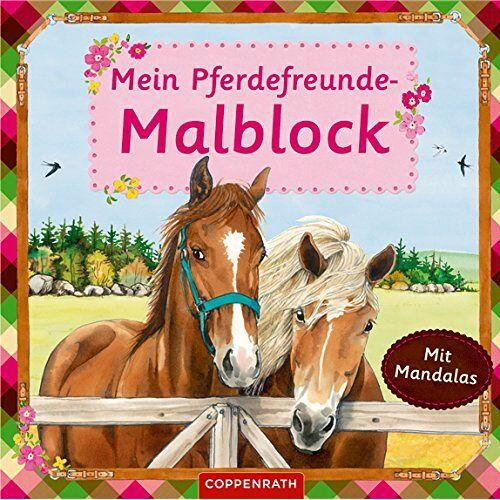 - Mein Pferdefreunde-Malblock - Preis vom 24.01.2020 06:02:04 h