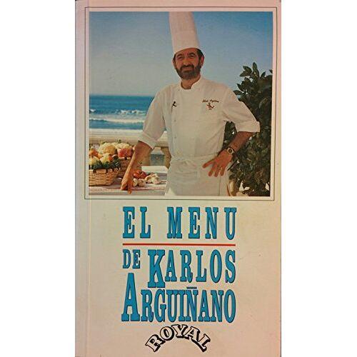 Karlos Arguiñano - Menu De Karlos Arguiñano, El - Preis vom 14.04.2021 04:53:30 h