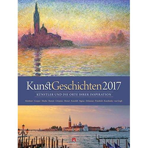 Ackermann Kunstverlag - KunstGeschichten 2017 - Preis vom 04.08.2019 06:11:31 h