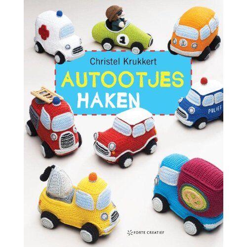 Christel Krukkert - Autootjes haken - Preis vom 16.04.2021 04:54:32 h