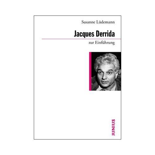 Susanne Lüdemann - Jacques Derrida zur Einführung - Preis vom 23.01.2020 06:02:57 h
