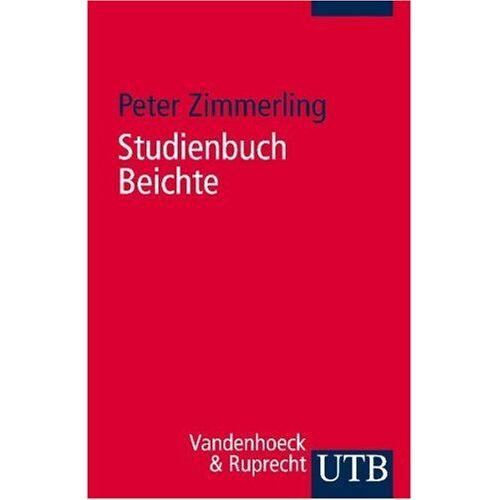 Peter Zimmerling - Studienbuch Beichte - Preis vom 05.09.2020 04:49:05 h