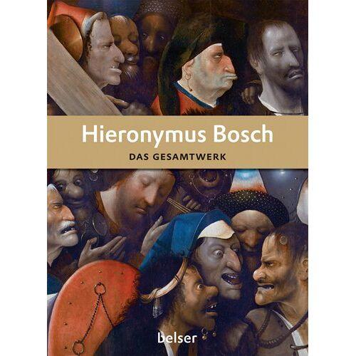 Hieronymus Bosch - Hieronymus Bosch: Das Gesamtwerk - Preis vom 09.05.2021 04:52:39 h