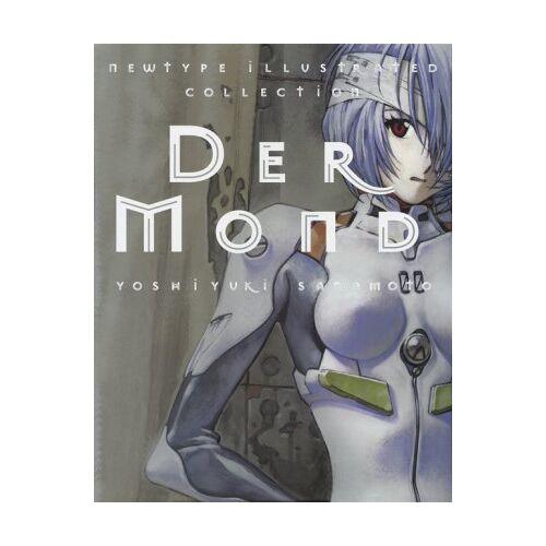 Gainax - Neon Genesis Evangelion: Artbook: Der Mond: Ein Artbook von EVANGELION-Zeichner - Preis vom 03.05.2021 04:57:00 h