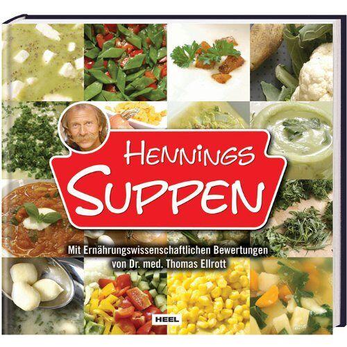 Henning Krautmacher - Hennings Suppen - Preis vom 15.04.2021 04:51:42 h