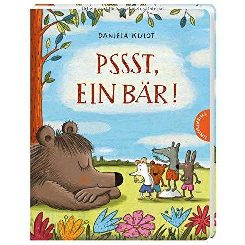 Daniela Kulot - Pssst, ein Bär! - Preis vom 20.01.2021 06:06:08 h