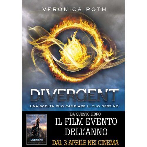 Veronica Roth - Divergent - Preis vom 11.04.2021 04:47:53 h