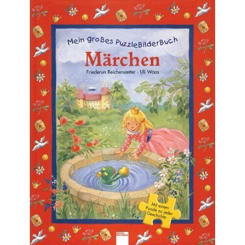 Friederun Reichenstetter - Mein Puzzlebuch: Allererste Märchen - Preis vom 28.02.2021 06:03:40 h
