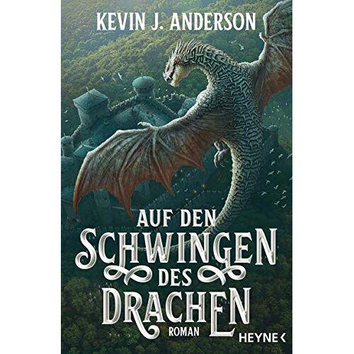 Anderson, Kevin J. - Auf den Schwingen des Drachen: Roman - Preis vom 05.09.2020 04:49:05 h