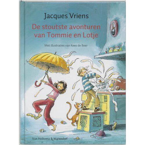 Jacques Vriens - De stoutste avonturen van Tommie en Lotje / druk 1 - Preis vom 16.04.2021 04:54:32 h