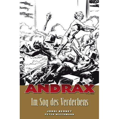 Peter Wiechmann - Andrax, Bd.4 : Im Sog des Verderbens - Preis vom 12.04.2021 04:50:28 h