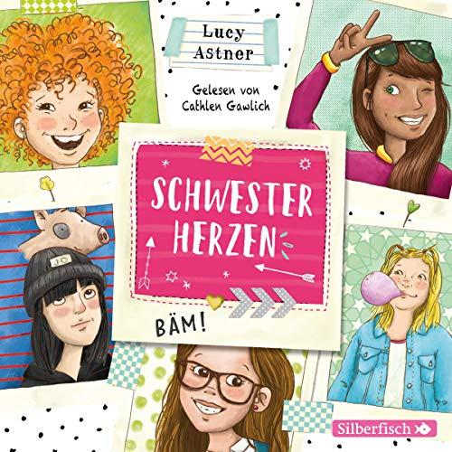 Lucy Astner - Eine für alle, alle für DICH!: 2 CDs (Schwesterherzen, Band 1) - Preis vom 19.10.2020 04:51:53 h