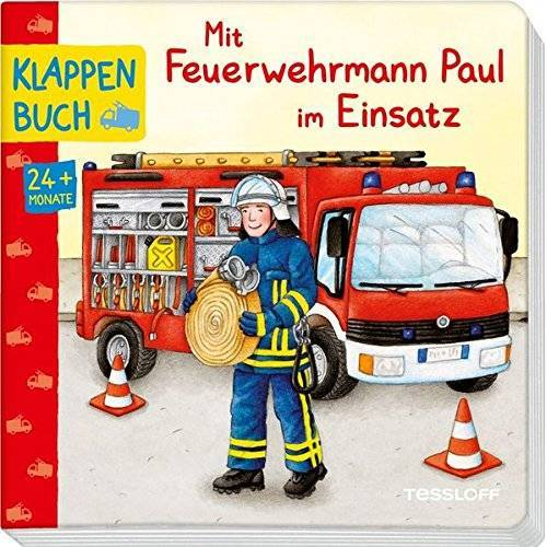 - Mit Feuerwehrmann Paul im Einsatz: Ein Tag bei der Feuerwehr (Bilderbuch ab 2 Jahre) - Preis vom 18.02.2020 05:58:08 h