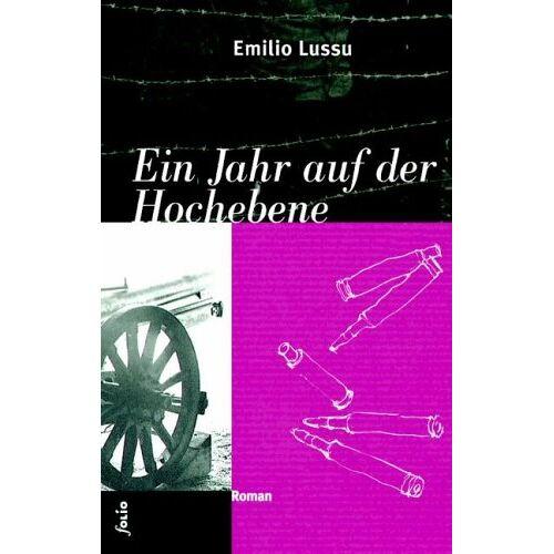 Emilio Lussu - Ein Jahr auf der Hochebene - Preis vom 15.05.2021 04:43:31 h